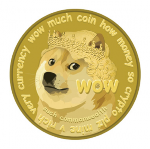 Dogecoin - the world's first joke currency