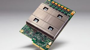 Google Compute Engine Tensor Processing Unit - photo credit Google